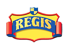 Regis Ice Cream logo