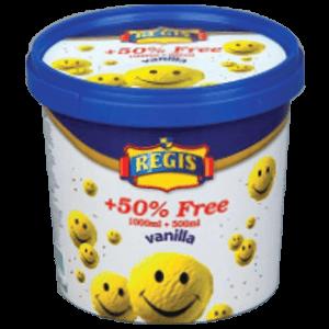Vanilla +50% Free 1.5 Liters