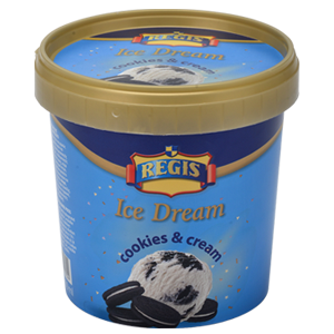 Ice Dream Cookies Cream