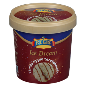 Ice Dream Vanilla Ripple Teratsomelo