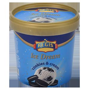 Ice Dream Cookies Cream