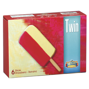 Strawberry Banana Twin Multipack