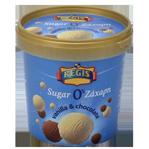 Vanilla 0% sugar 1L