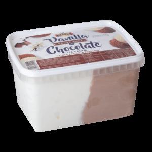 Vanilla Chocolate Value Pack 2 Liters